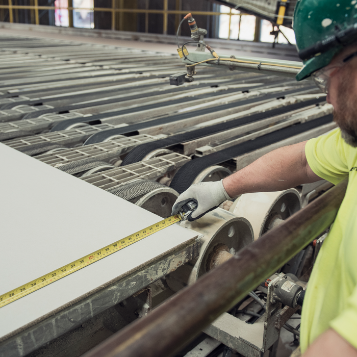 New plasterboard production facility in Bristol (UK) is Etex's largest investment ever